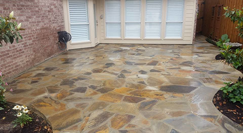 Decorative Concrete and Patios