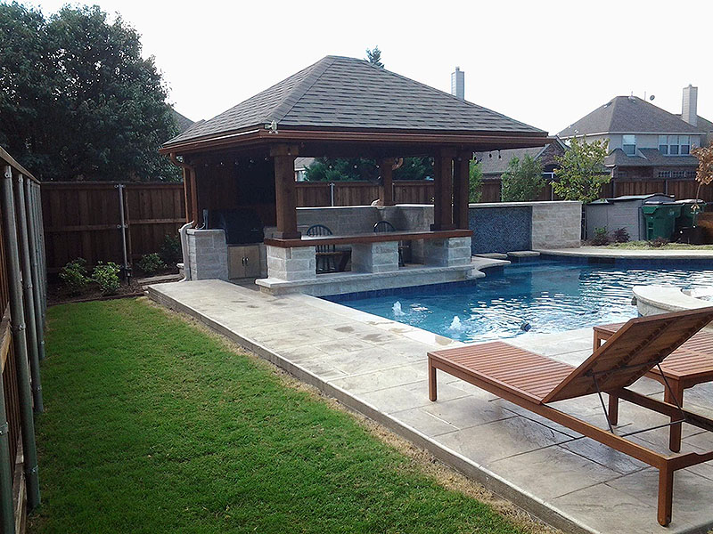 Texas Outdoor Oasis Patio Covers Pergolas Pools