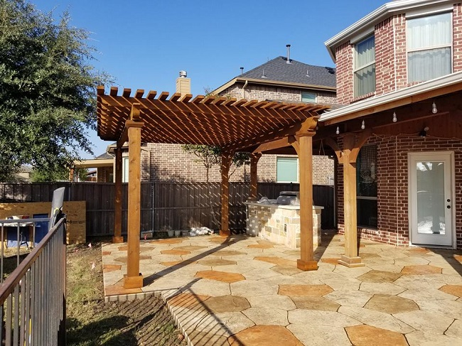 What Is a Pergola Why Have One