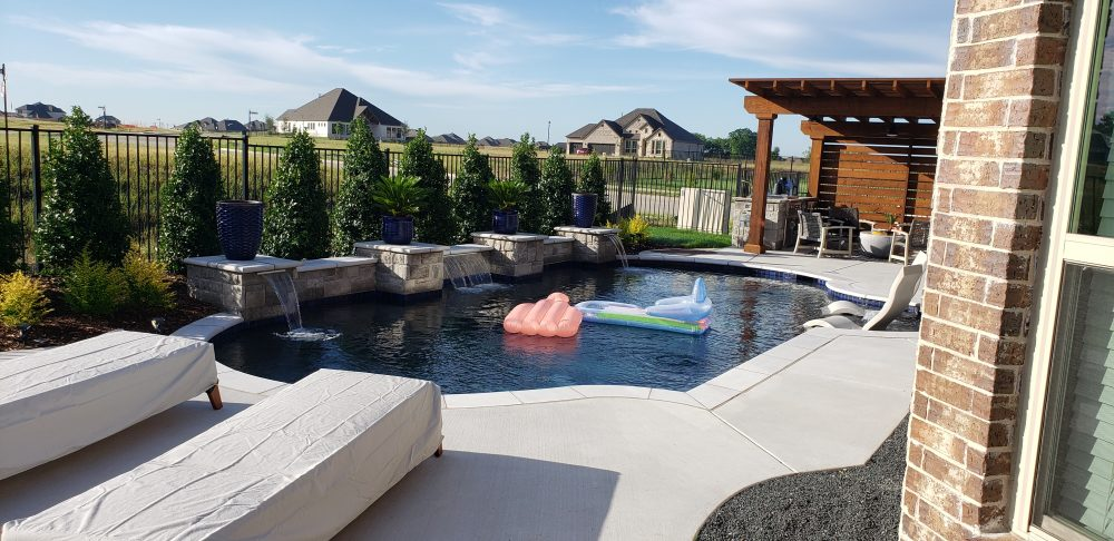 2 Reasons Why Pool Landscaping Is So Important