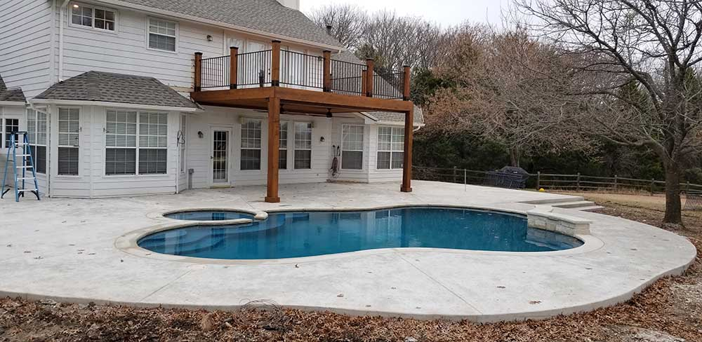 Texas Custom Pools