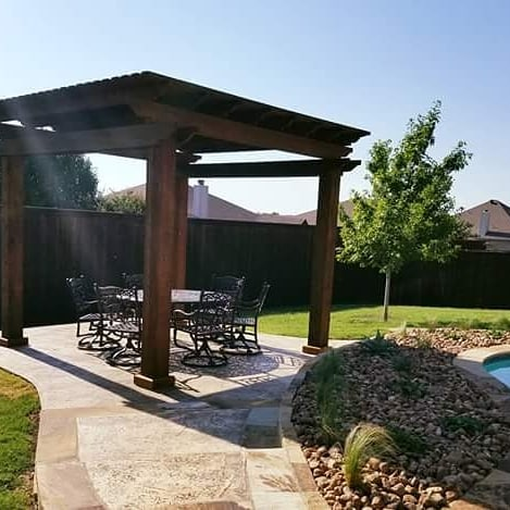 Add a Fabulous Arbor to Your Backyard