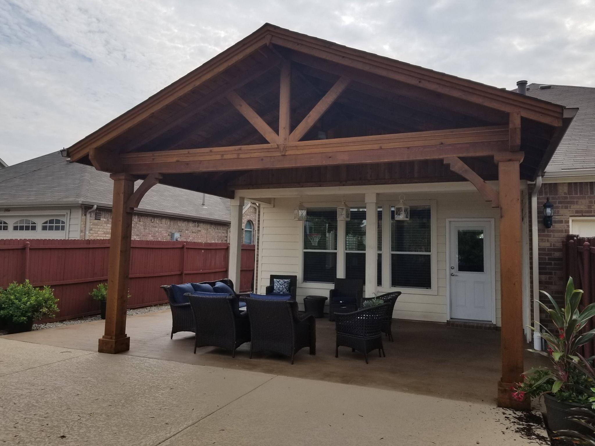 Patio Cover Gallery - Texas Outdoor Oasis on Outdoor Living Contractors Near Me id=70091