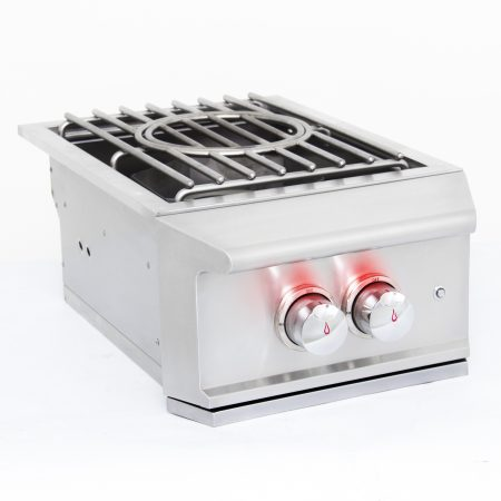 BLAZE PRO BUILT-IN POWER BURNER