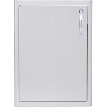 BLAZE SINGLE ACCESS DOOR – LEFT HINGED (VERTICAL)