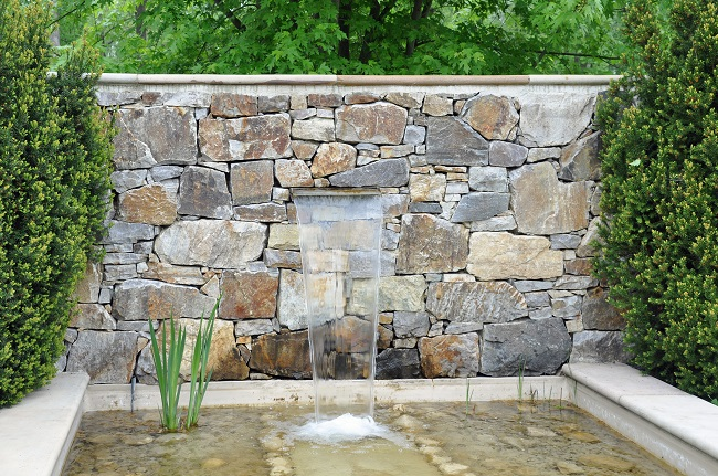 Design an Amazing Stone Waterfall on Your Property