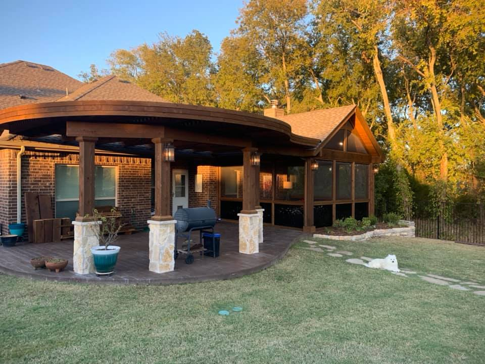 Increase the Value of Your Home with a Custom Patio Cover