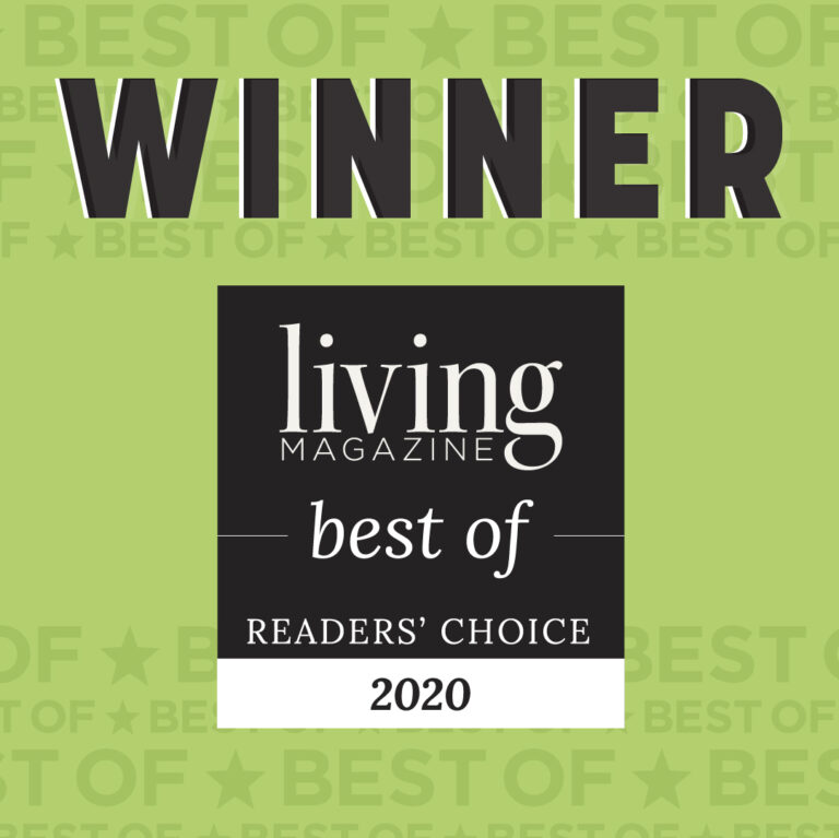 Texas Outdoor Oasis Voted Best of Readers' Choice 2020!